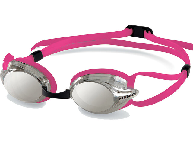 Head Venom Mirrored Lunettes de protection, pink-smoke